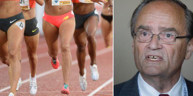 Sex indiska friidrottare dopade