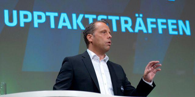 Jörgen Lindgren.  Bertil Ericson / TT / TT NYHETSBYRÅN
