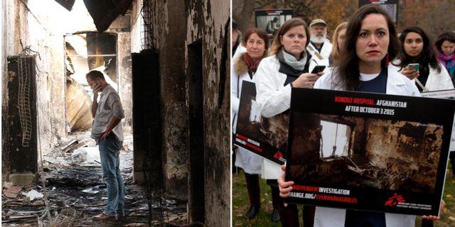 Nya civila offer efter bombningarna i afghanistan