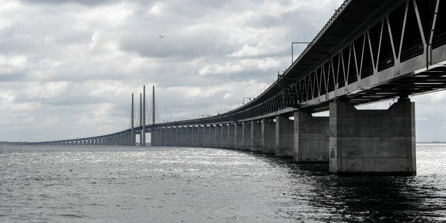 Öresundsbron. Johan Nilsson/TT / TT NYHETSBYRÅN