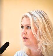 Lena Hallengren (S) Naina Helén Jåma/TT / TT NYHETSBYRÅN