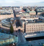 Riksdagshuset. Illustrationsbild Fredrik Sandberg/TT / TT NYHETSBYRÅN