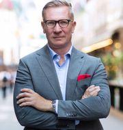 Svensk Handels näringspolitiske chef Mats Hedenström.  Pressbild/Svensk Handel
