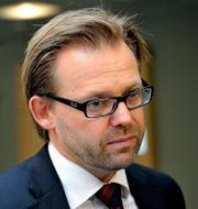 Björn Hurtig.  JESSICA GOW / TT / TT NYHETSBYRÅN