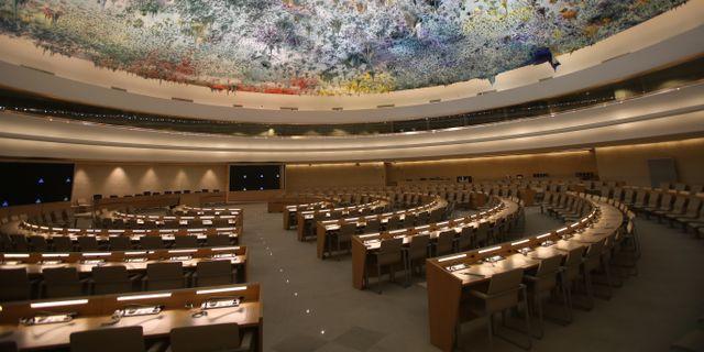 FN:s råd för mänskliga rättigheter. Wikimedia