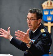 Micael Bydén.  Anders Wiklund/TT / TT NYHETSBYRÅN