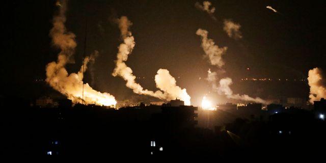Tva doda i israelisk attack mot gaza