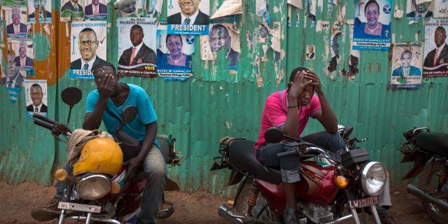 Arkivbild. Kampala. Ben Curtis / TT / NTB Scanpix