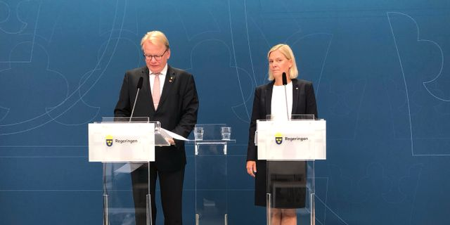 Tove Eriksson/TT / TT NYHETSBYRÅN