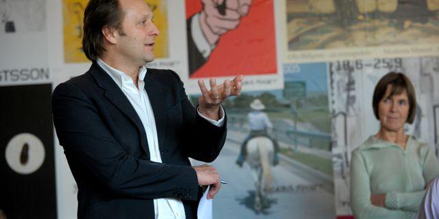 Daniel Birnbaum. JANERIK HENRIKSSON / TT / TT NYHETSBYRÅN