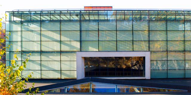 Världskulturmuseet i Göteborg.  Zoltan Gavai / TT / TT NYHETSBYRÅN