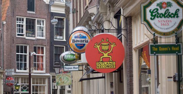Nederlanderna Stanger Alla Skolor Barer Och Sexklubbar