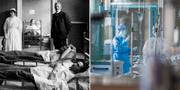 Sjukhus i Östersund 1918/sjukhus i Wuhan 2020 TT