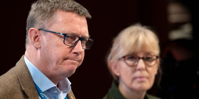 Klas Friberg Henrik Montgomery/TT / TT NYHETSBYRÅN