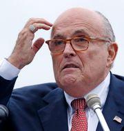 Rudy Giuliani  Charles Krupa / TT NYHETSBYRÅN