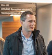 Alexander Ernstberger, tidigare vd för Allra. Sofia Ekström/SvD/TT / TT NYHETSBYRÅN