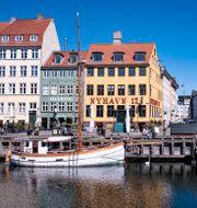 Nyhavn i Köpenhamn. Johan Nilsson/TT / TT NYHETSBYRÅN