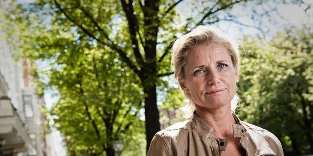 Louise Boije af Gennäs.  Marc Femenia / TT / TT NYHETSBYRÅN
