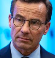 Ulf Kristersson. TT