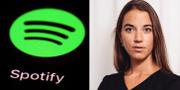 Sparekonomen Johanna Kull säger att det finns potential i Spotify.