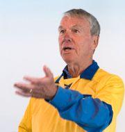 Agne Simonsson 2008. BJÖRN LARSSON ROSVALL / TT / TT NYHETSBYRÅN