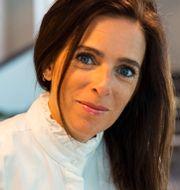 Avanzas sparanalytiker Moa Langemark. TT & pressfoto
