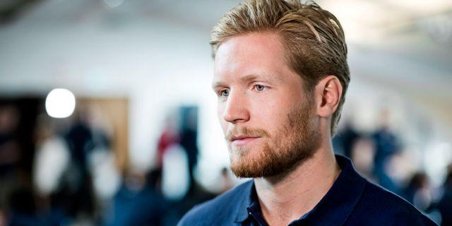 Gabriel Landeskog. Marcus Ericsson/TT / TT NYHETSBYRÅN