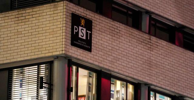 PST.  Cornelius Poppe / TT NYHETSBYRÅN