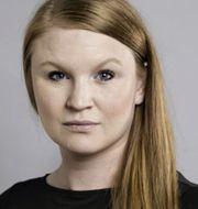 Clara Lindblom (V), oppositionsborgarråd Stockholm. TT / Jessica Segerberg.
