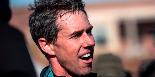 Beto O'Rourke. STEPHEN MATUREN / AFP