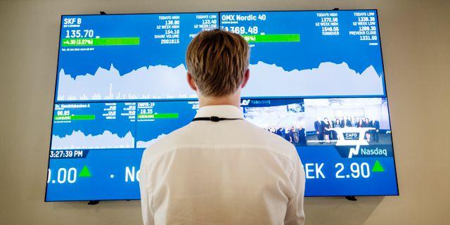 Handelsbanken bnp 35 procent i ar