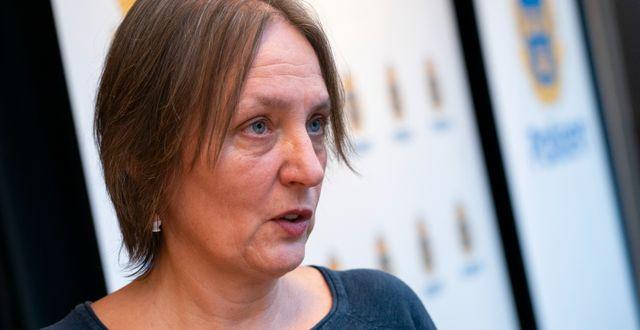 Anna Kosztovics. Johan Nilsson/TT / TT NYHETSBYRÅN