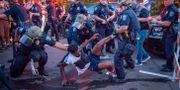 Protester i Portland under onsdagen. Illustrationsbild. Andy Nelson / TT NYHETSBYRÅN