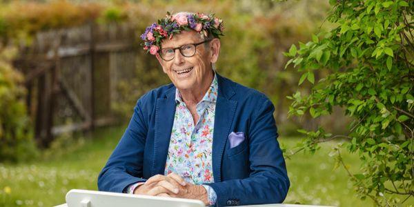 Entreprenören och finansmannen Olof Stenhammar. Mattias Ahlm/Sveriges Radio