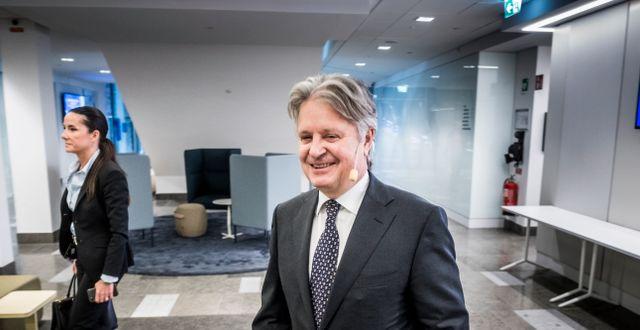 Nordeas vd Casper von Koskull. Magnus Hjalmarson Neideman/SvD/TT / TT NYHETSBYRÅN