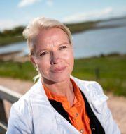 Carina Wutzler. Johan Nilsson/TT / TT NYHETSBYRÅN