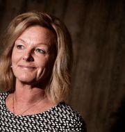 Cecilia Fahlberg. Pontus Lundahl/TT / TT NYHETSBYRÅN