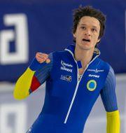 Nils van der Poel. ERIK PASMAN / BILDBYRÅN