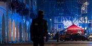 Säkerhetsstyrkor i Strasbourg Jean-Francois Badias / TT NYHETSBYRÅN/ NTB Scanpix
