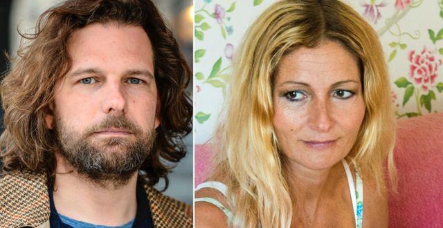 Kulturjournalisten Hynek Pallas har sett Katerina Janouch i tjeckisk tv. TT