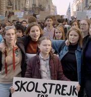 Bild ur dokumentärfilmen. TT NYHETSBYRÅN