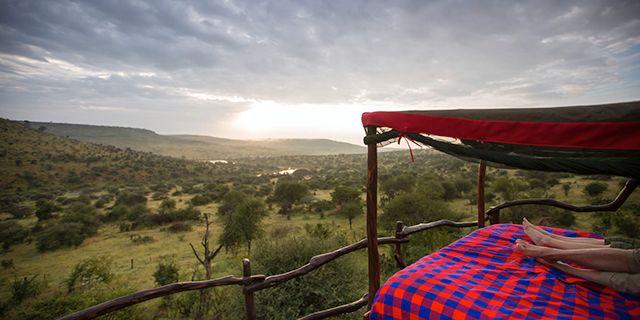 Kenyas stjärnsängar – en förförisk jetsetfantasi Silverless/Loisaba.com