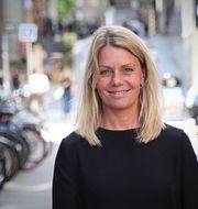 Pernilla Ramslöv,  vinnare av Årets kvinnliga stjärnskott 2019.