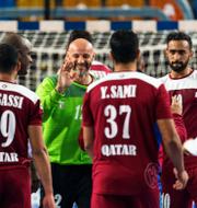 Bilder efter matchen mellan Qatar och Argentina.  Bildbyrån.