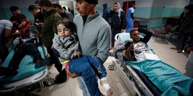 Abbas val endast om gaza ar med