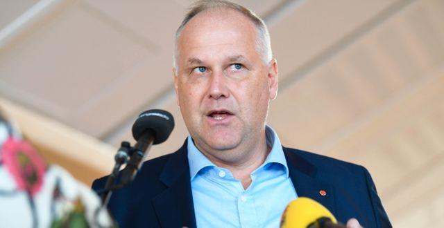 Jonas Sjöstedt/Arkivbild. Fredrik Sandberg/TT / TT NYHETSBYRÅN
