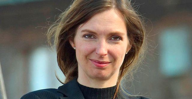 Salka Börjeson Eynon, som driver Green Hotel i Tällberg. Coachhouse AB
