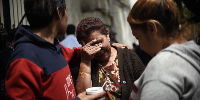 Femton dog i barnhemsbrand