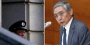 Bank of Japans chef Haruhiko Kuroda.