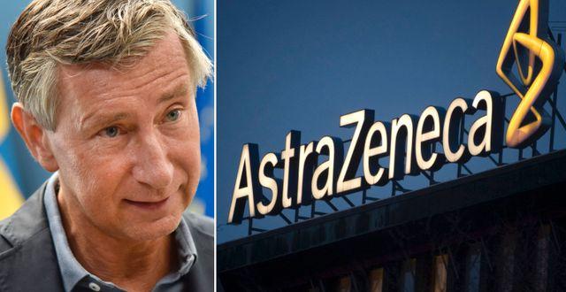 Richard Bergström/Astra Zeneca. TT